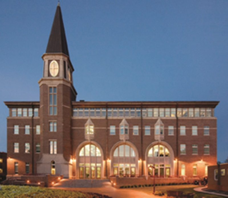 University Of Denver College Of Law & Parking Structure