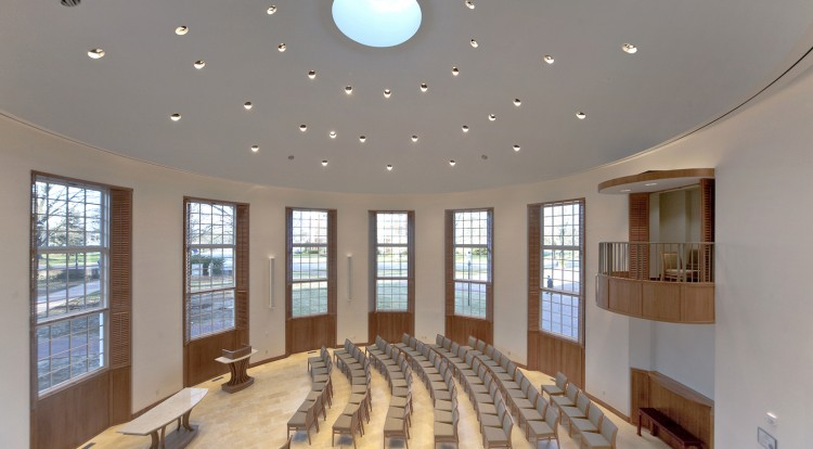 Elon University Numen Lumen Multi-Faith Center 1