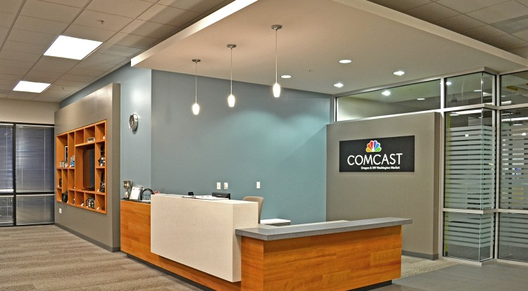 Comcast Tech Ops West Citadel National Construction Group