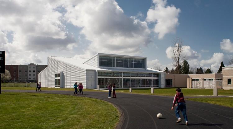 East Portland Community Center Aquatics Addition Citadel
