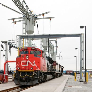 Wisconsin Central-CN Railroad 2.