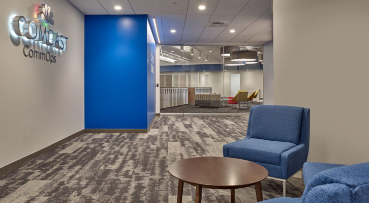 Network Operations Center | Citadel National Construction Group